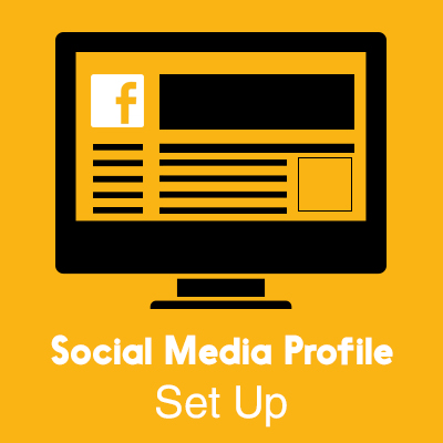 Social Media Profile Set Up