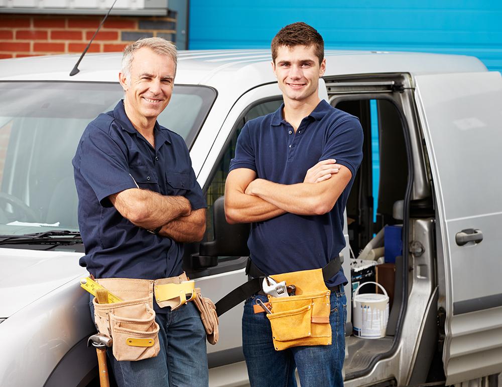 Websites for Tradesmen - Professional & Mobile Optimised